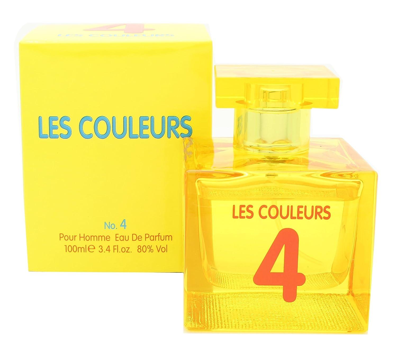 Laurelle Les Couleurs 4 Homme Eau De Parfum 100ml Spray Amazon Co
