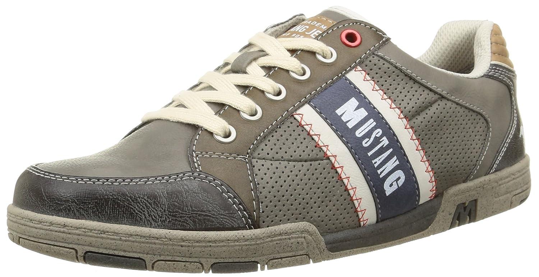 Mustang 4007315, Alpargatas para Hombre, (233 Stein/Grau), 43 EU: Amazon.es: Zapatos y complementos
