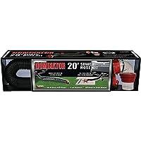 $39 » Valterra Black 20 Ft Kit D04-0275 Dominator Sewer Hose Kit-20' - 2 Pack