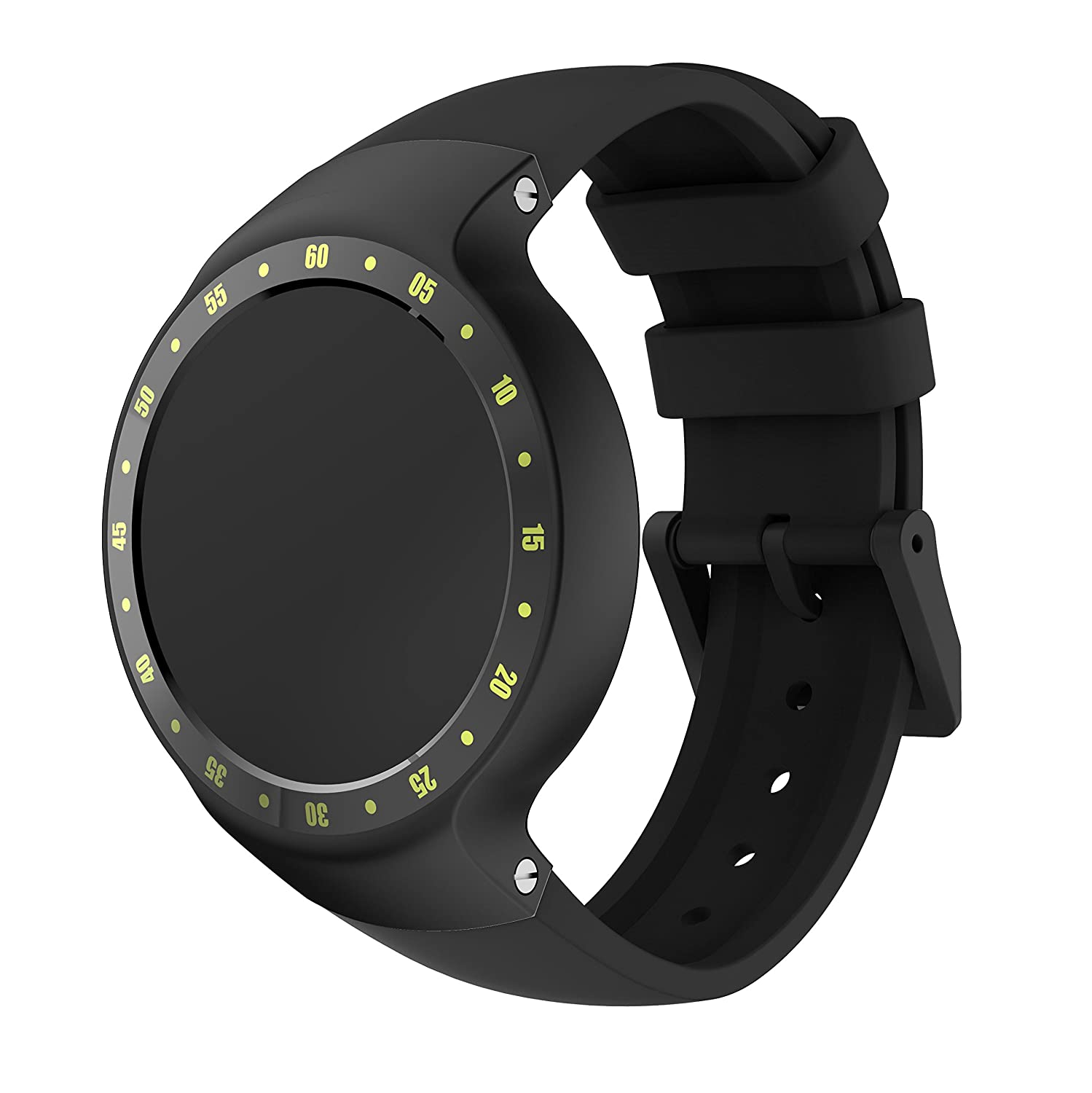Amazon.com: For Ticwatch S Watch Bands, Stylish Silicone ...