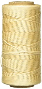 KINGSO 284 Yards Leather Sewing Waxed Thread