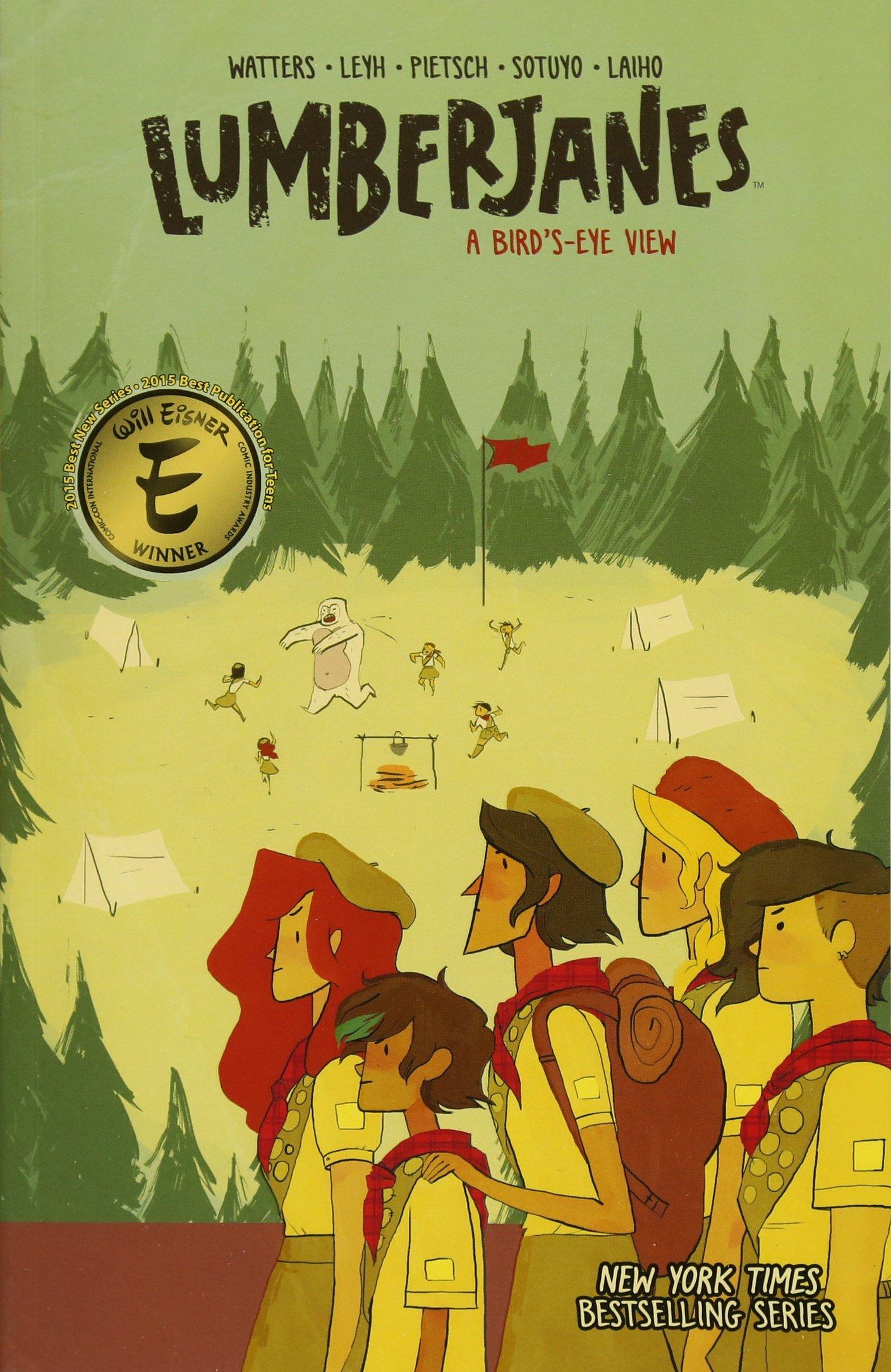 Download Lumberjanes Vol. 7: A Bird's-Eye View ebook