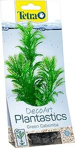 Tetra Green Cabomba Decoart Artificial Plantastics