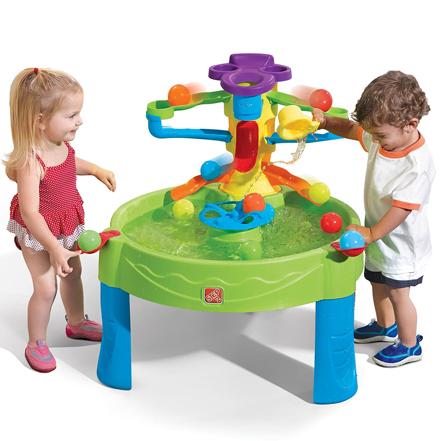 Amazon Step2 Busy Ball Play Table Toys & Games