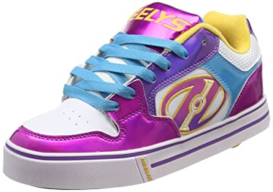 8aad6b00d5dd4 Heelys Girls  Motion Plus Low-Top Sneakers  Amazon.co.uk  Shoes   Bags