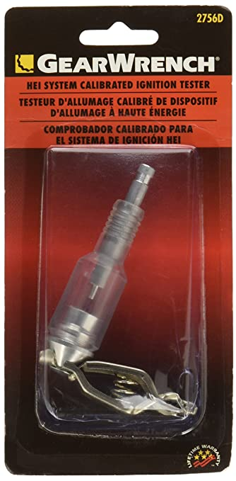 GEARWRENCH 2756D Ignition Tester Calibrated For HEI Ignitions
