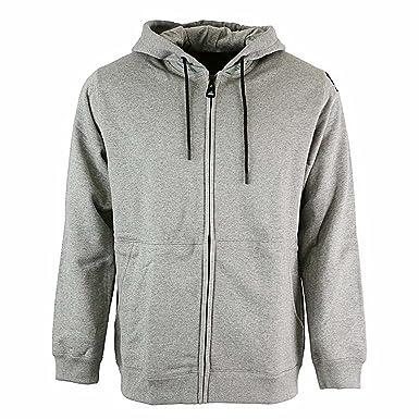 Sudadera capucha adidas - EQT Full ZIP gris: Amazon.es: Ropa y accesorios