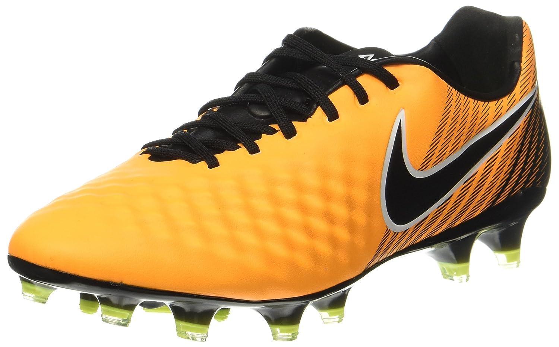 Nike Herren Magista Opus Ii Fg Fuszlig;ballschuhe  47.5 EU|Orange (Laser Orange/Black-white-volt-white)