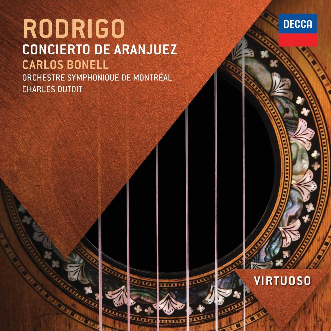 Rodrigo: Concierto de Aranjuez; Fantasia: Carlos Bonell: Amazon.es ...