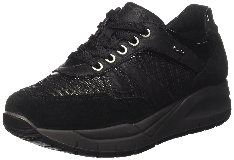 IGI&Co Dsa 8762 - Zapatilla Baja Mujer 36 EU|Negro (Nero 000)