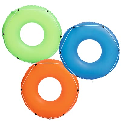 Bestway Color Blast Swim Ring Inflatable Pool Raft Float: Garden & Outdoor [5Bkhe1201987]