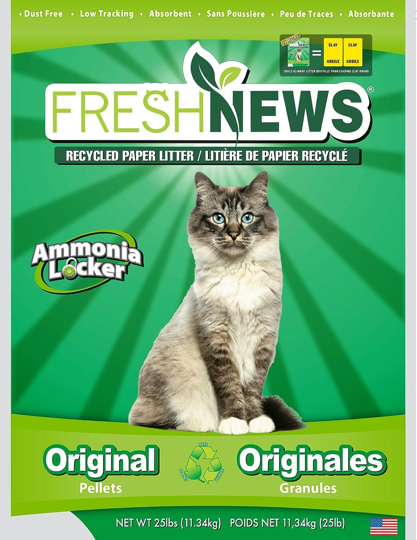 Fresh News Cat Litter 25 Pounds