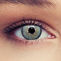 Designlenses, Dos lentillas de color azul claro