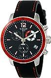 Tissot Men's T0954491705701 Quickster Analog Display Swiss Quartz Black Watch