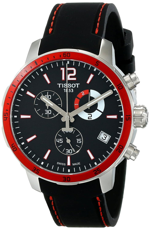 tissot men stopwatch watch multicolour dial analog digital tissot men stopwatch watch multicolour dial analog digital amazon co uk watches