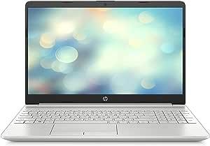 HP Laptop - 15-dw2015nt, Intel Core i7-1065G7, 8 GB RAM,1 TB HDD + 256 GB SSD, GeForce MX330, 15.6 inç HD, Freedos, 3H822EA