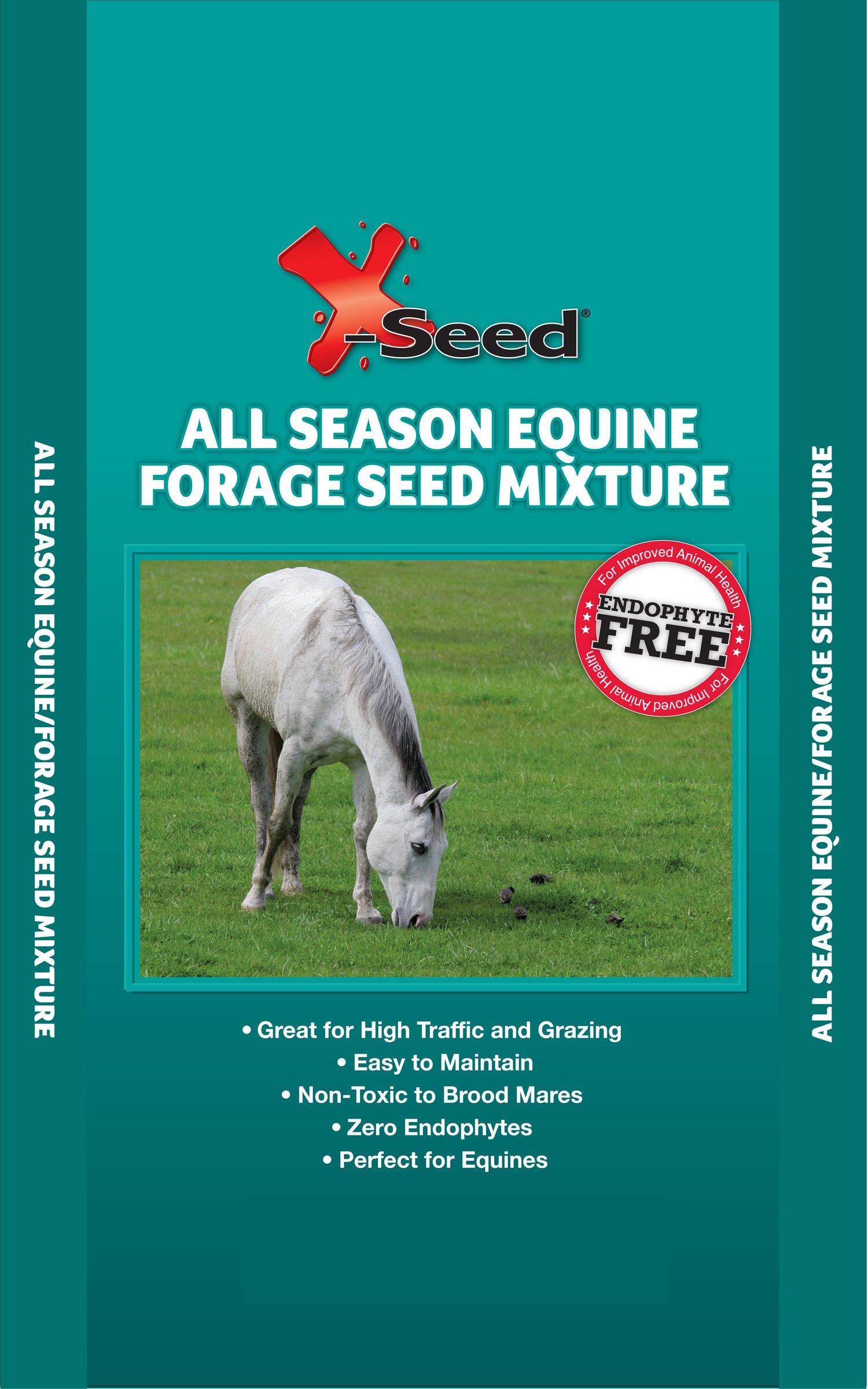 X-Seed 20095 Ultra Premium All Stock Pasture Forage Mixture