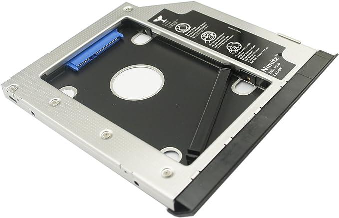 Disco duro de Nimitz 2nd de disco duro SSD adaptador de disco duro ...