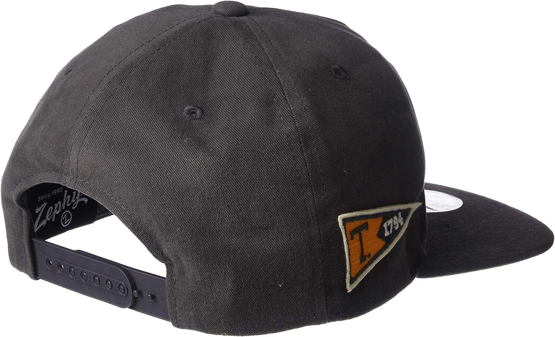 Zephyr NCAA Mens Vault Collection Snapback Hat