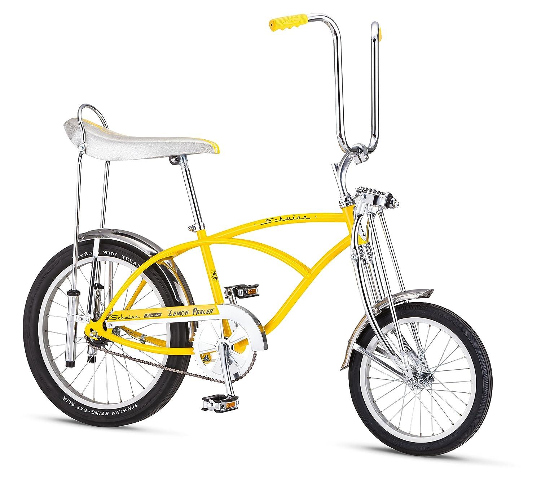 Amazon com : Schwinn Lemon Peeler Bicycle, 20
