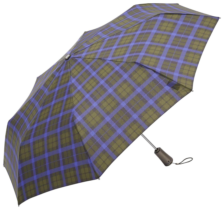 トーツ (totes)自動開閉 折り畳み傘 Titan Line 三つ折り60cm B66(グリーンチェック) B01BHU7586 チェック(グリーン) チェック(グリーン)