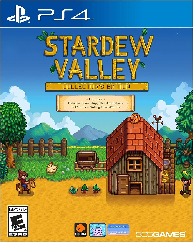 Amazon com: Stardew Valley: Collector's Edition