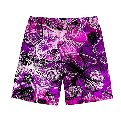 d720837414 Amazon.com: Oneigo Mens 3D Printed Funny Swim Trunks Quick Dry Beachwear  Sports Running Swim Board Shorts Mesh Lining: Clothing