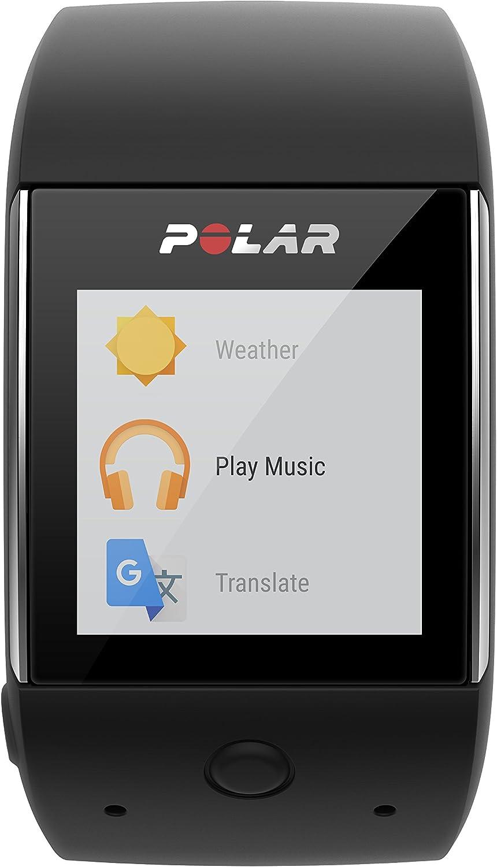 Polar M600 Smartwatch con GPS Integrado y Pulsómetro de Muñeca ...