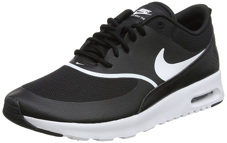 Nike Mujer Deportivas Bajas 44 EU|Negro (Black/White 028)