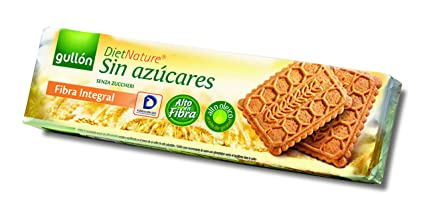 Diet Nature Galletas de Trigo Integral - 170 g