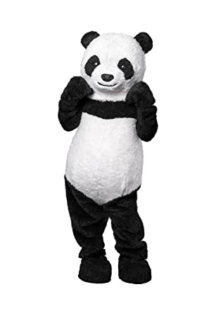 Panda Mascot Costume  sc 1 st  Amazon.com : panda costum  - Germanpascual.Com