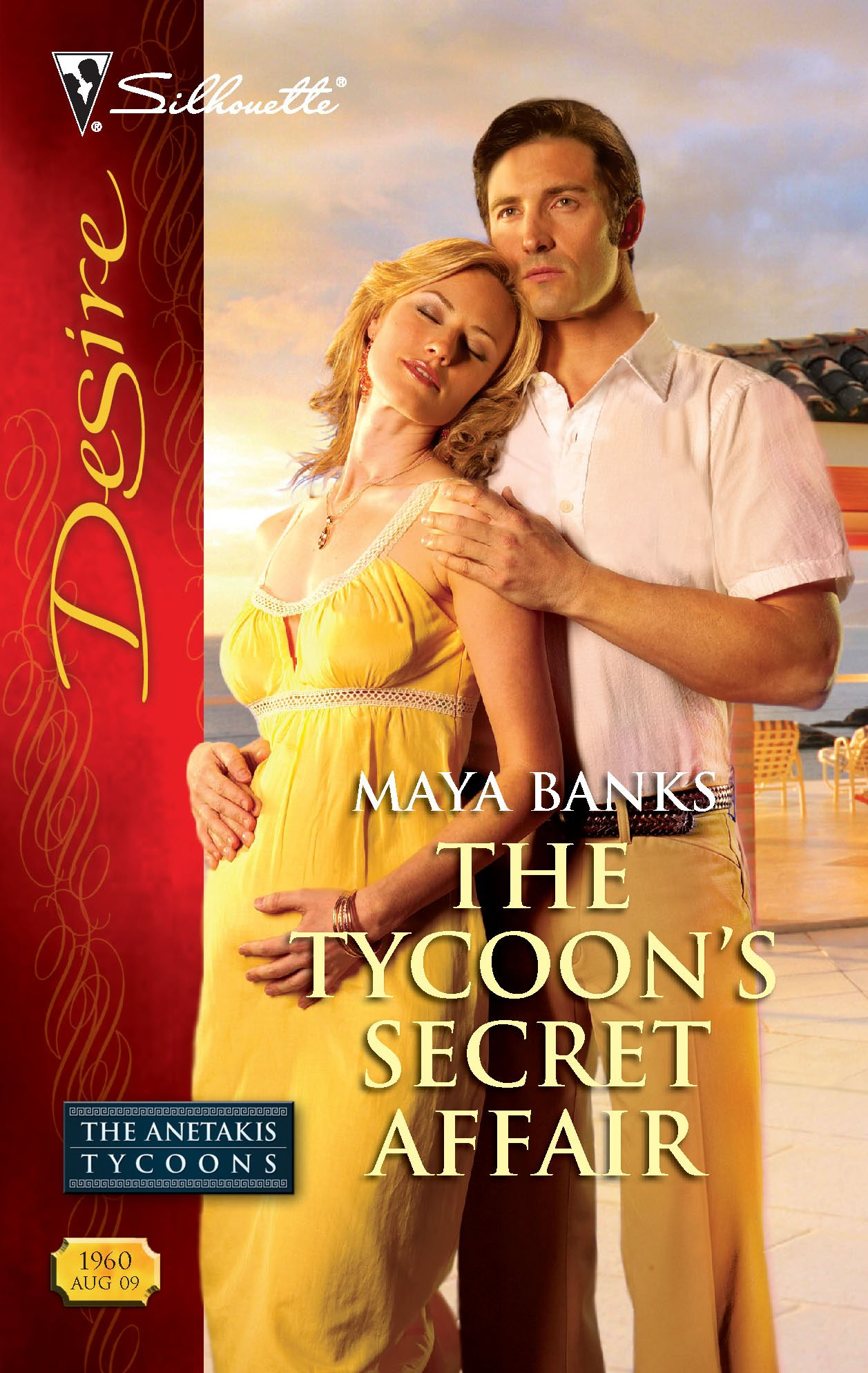 Download The Tycoon's Secret Affair (The Anetakis Tycoons) pdf epub
