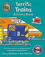 Amazing Machines Terrific Trains Activity
