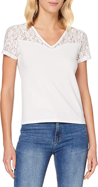 Only Onlriley S//L Top Jrs Blusas para Mujer