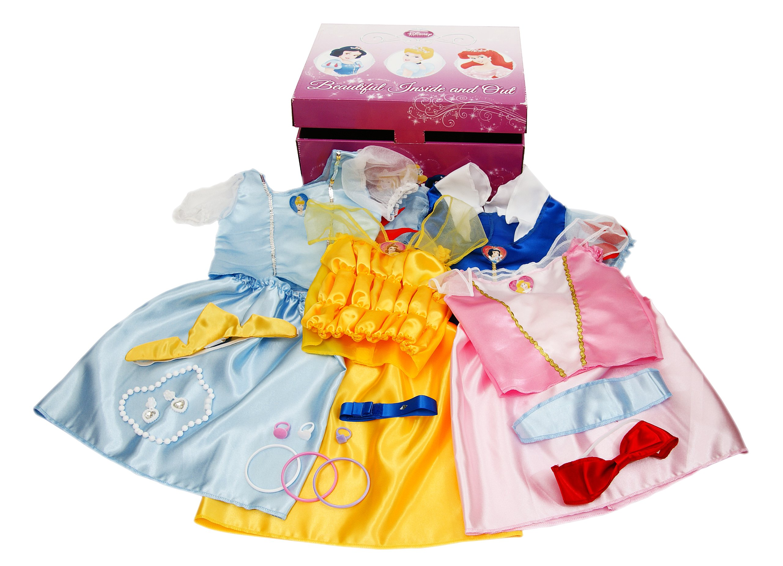 Disney Princess Dress Up Trunk 8