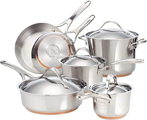 Anolon-75818-Nouvelle-Stainless-Steel-Cookware-Pots-and-Pans-Set