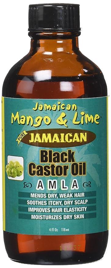 Jamaican Mango & Lima Aceite de Ricino/Amla 100% natural 118 ml – juego