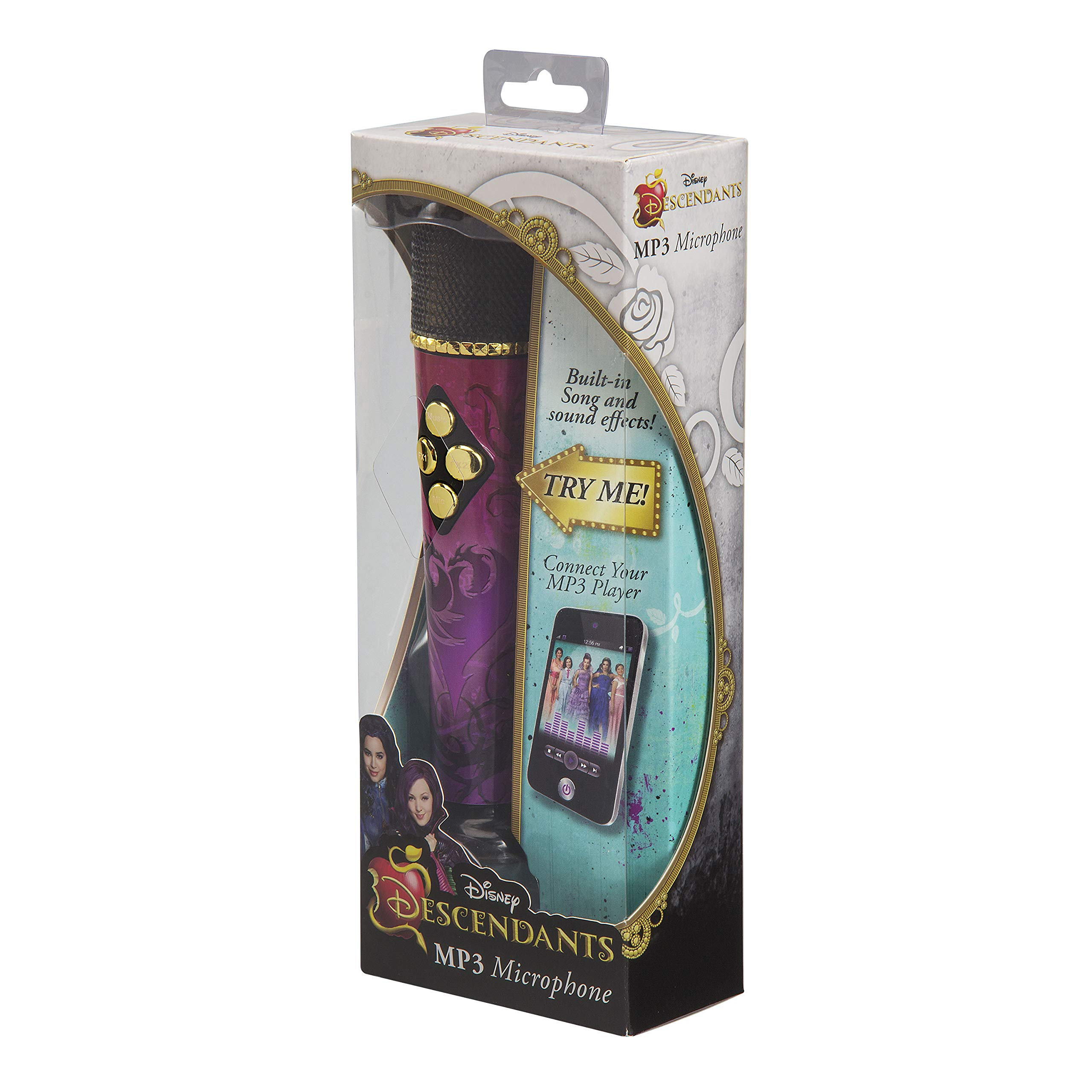Descendants Voice Changing Microphone Music Set by Disney (Image #7)