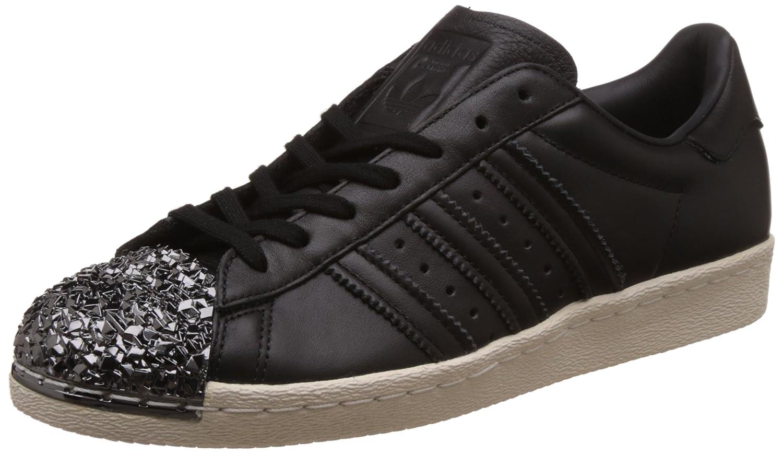 Adidas Superstar 80's 3D Metal Toe Damen Turnschuhe Schwarz
