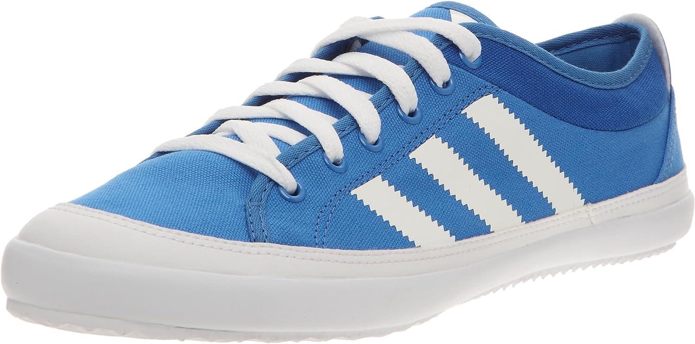 Parche varonil Melbourne  adidas Originals Men's Nizza Lo Remo Trainers Blue Size: 6: Amazon.co.uk:  Shoes & Bags