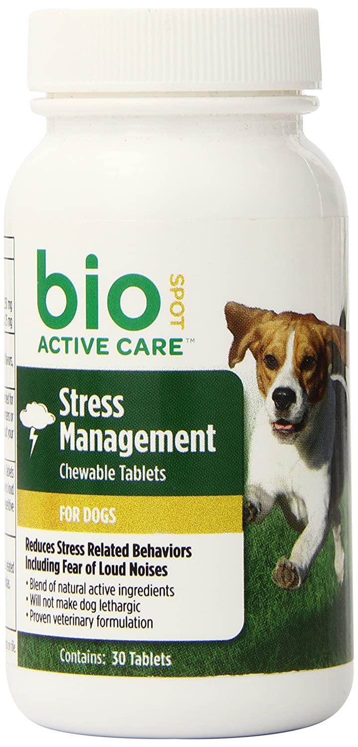 vgeqjyxl sl jpg durable modeling bio spot active care stress management chewable tablets for dogs 30 count