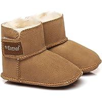 Ever UGG Australian Sheepskin Baby Erin Boys Girls Bootie Cradle Shoes