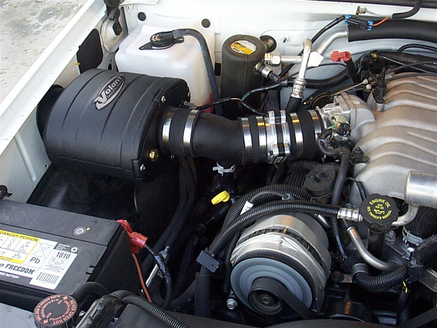 Volant 15974 Cool Air Intake Kit by Volant (Image #2)