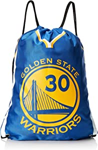 FOCO NBA Golden State Warriors Curry S. #30 Player Drawstring Backpack