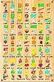 Kinder Creative Tamil Alphabet Tray, Brown