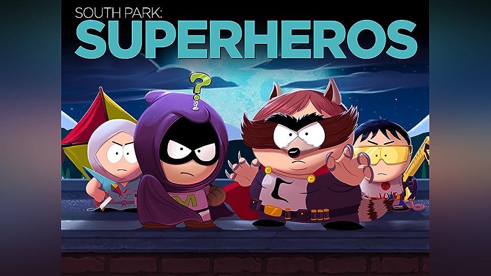 South Park: Superheroes Season 1