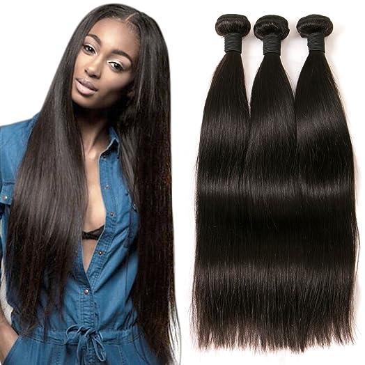 Daimer brazilian straight hair weave 18 20 22 inch 3 bundles 100 daimer brazilian straight hair weave 18 20 22 inch 3 bundles 100 human hair weft pmusecretfo Image collections