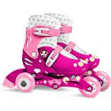 Stamp Vélo - Rollers Princesses Disney, J100830, Taille 27/30