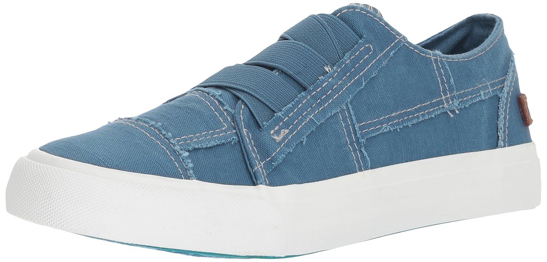 Blowfish Women's Marley Sneaker B0721NRX4K 7.5 B(M) US|Blue