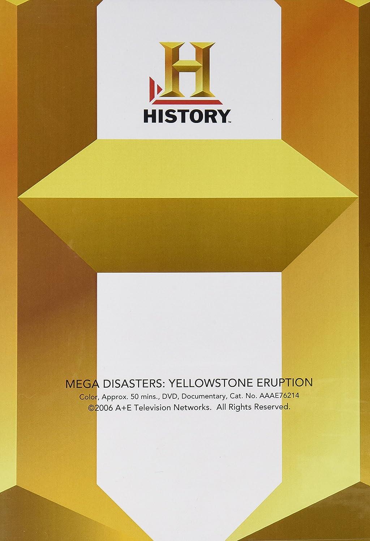 Mega Disasters: Yellowstone Eruption
